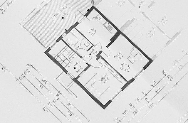 Wohnfläche Verstehen Und Berechnen Dank Lasermesser